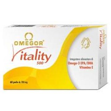 Immagine di OMEGOR VITALITY 50060CPS0,7G