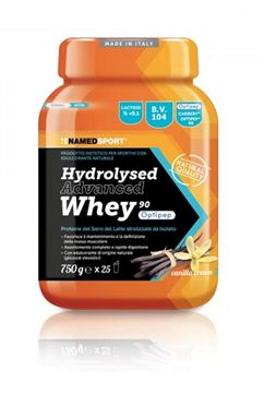 Immagine di HYDROLYSED ADVANCED WHEY VAN