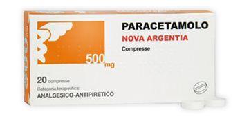 Immagine di PARACETAMOLO NA 20CPR 500MG