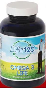 Immagine di LIFE 120 OMEGA 3 LIFE 150PRL