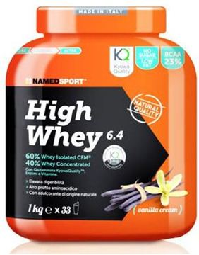 Immagine di HIGH WHEY VANILLA CREAM 1KG