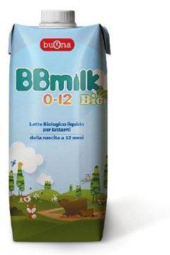 Immagine di BBMILK 0-12 BIO LIQUIDO500ML