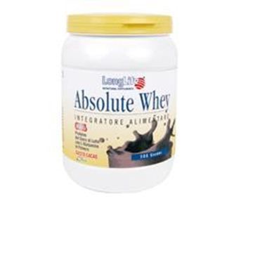 Immagine di LONGLIFE ABSOLUTE WHEY CACAO