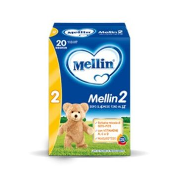 Immagine di MELLIN 2 LATTE POLVERE 700G