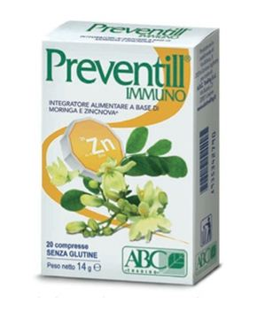 Immagine di PREVENTILL IMMUNO 20CPR