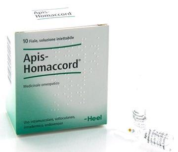 Immagine di APIS HOMAC 10F 1,1ML HEEL