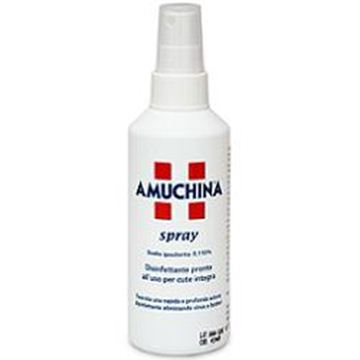 Immagine di AMUCHINA 10% SPRAY 200ML