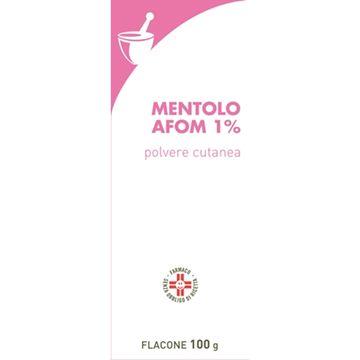 Immagine di MENTOLO FARM 1% 100G POLVCUT