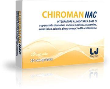 Immagine di CHIROMAN NAC 20CPR+20CPS