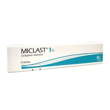 Immagine di MICLAST CREMA 30G 1%