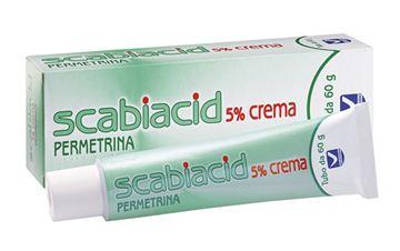 Immagine di SCABIACID CREMA 60G 5%