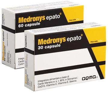 Immagine di MEDRONYS EPATO 60CPS