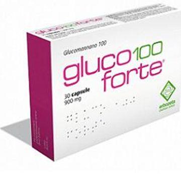 Immagine di GLUCO 100 FORTE 30CPS
