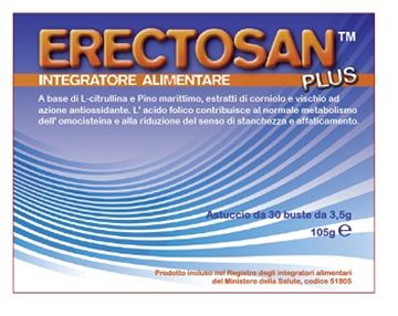Immagine di ERECTOSAN PLUS 30BUST