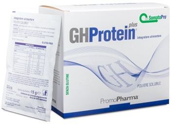 Immagine di GH PROTEIN PLUS CACAO 20BUST