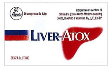 Immagine di LIVER-ATOX 30CPR