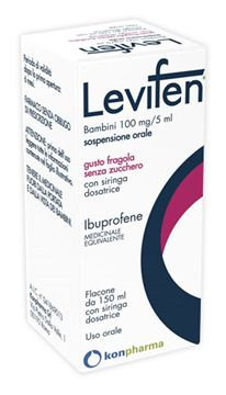 Immagine di LEVIFEN OS 150ML100MG/5MLFRA