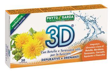 Immagine di 3D IL DEPURATIVO 30CPR