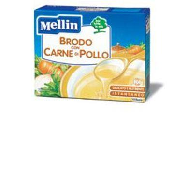 Immagine di MELLIN BRODO POLLO 10BUSTX5G