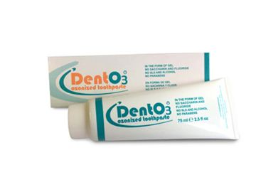 Immagine di DENTO3 DENTIFRICIO OZONO75ML