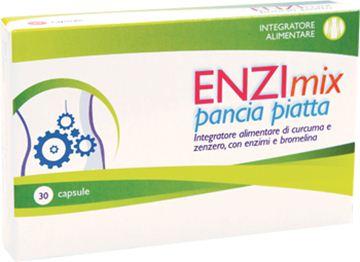 Immagine di ENZIMIX PANCIA PIATTA 30CPS
