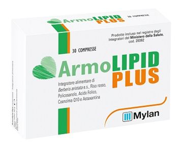Immagine di ARMOLIPID PLUS 30CPR