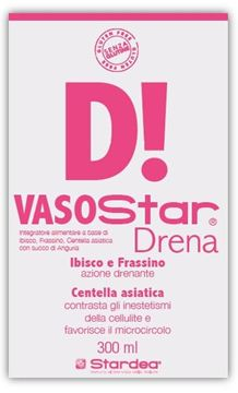 Immagine di VASOSTAR DRENA 300ML
