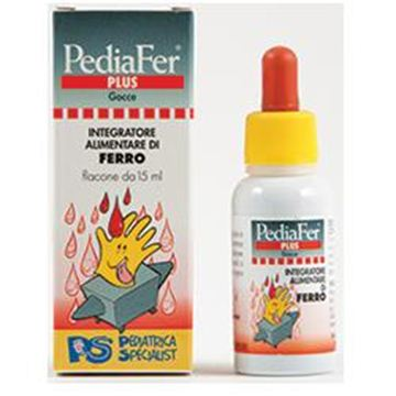 Immagine di PEDIAFER PLUS GOCCE 15ML