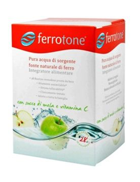 Immagine di FERROTONE APPLE 28SACCH 25ML
