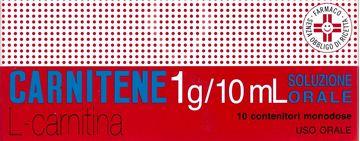 Immagine di CARNITENE OS 10FL 1G/10ML
