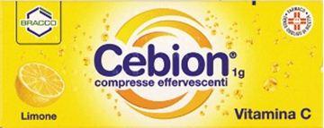 Immagine di CEBION 10CPR EFF 1G LIMONE
