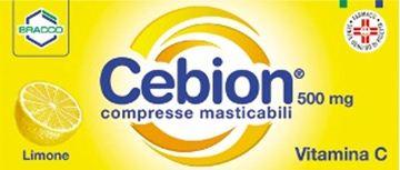 Immagine di CEBION 500 20CPR MAST LIMONE