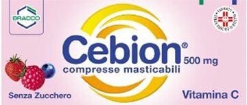 Immagine di CEBION 500 20CPR MASTS/ZUCCH