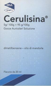Immagine di CERULISINA GTT OTO FL 20ML