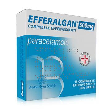 Immagine di EFFERALGAN 16CPR EFF 500MG