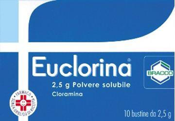 Immagine di EUCLORINA POLV SOL10BUST2,5G