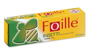 Immagine di FOILLE INSETTI CREMA 15G0,5%