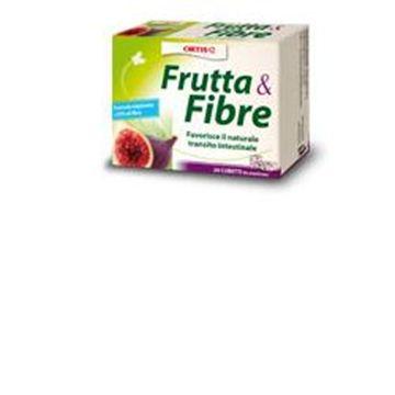 Immagine di FRUTTA E FIBRE 12CUB 120G