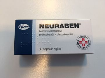 Immagine di NEURABEN 30CPS 100MG