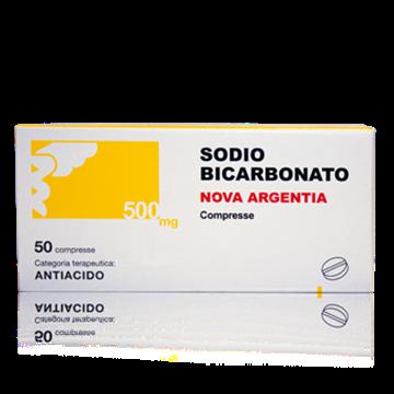 Immagine di SODIO BICARB 50CPR 500MG