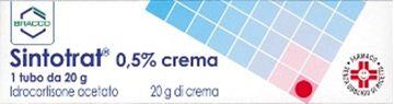 Immagine di SINTOTRAT CREMA DERM 20G0,5%