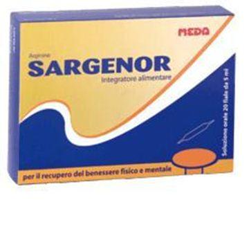 Immagine di SARGENOR 20F 5ML