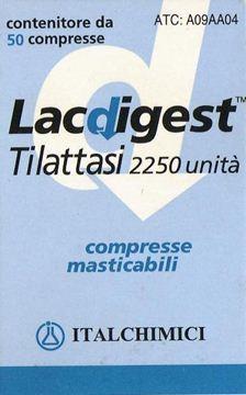 Immagine di LACDIGEST 50CPR MAST 2250U