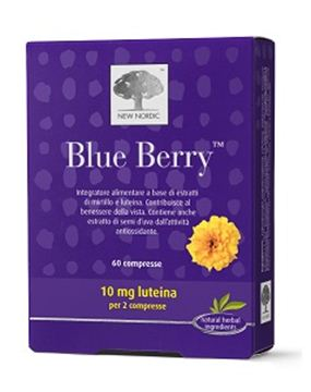 Immagine di BLUE BERRY 60CPR