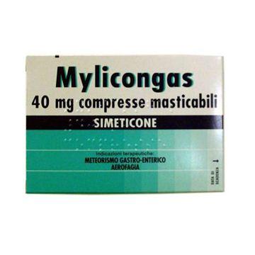Immagine di MYLICONGAS 50CPR MAST 40MG