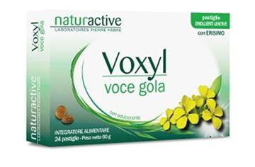 Immagine di VOXYL VOCE GOLA 24PAST