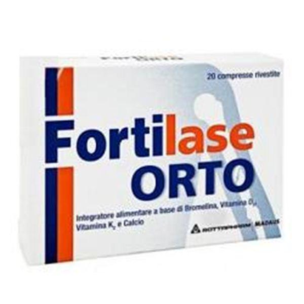 Immagine di FORTILASE ORTO 20CPR