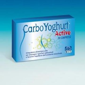 Immagine di CARBOYOGHURT ACTIVE 30CPR