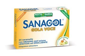 Immagine di SANAGOL GOLA VOCEMIELIM24CAR
