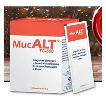 Immagine di MUCALT TC-600 20BUST 4G